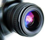 объектив фотоаппарата Стоковые Изображения