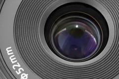 Объектив фотоаппарата Стоковые Фото