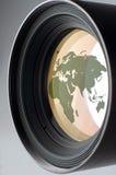 объектив Стоковое Изображение RF
