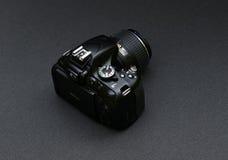 Объектив Nikkor 18-55 Nikon D5100 Стоковые Фото