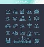 Объекты Канады перемещения традиционные