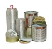 Объекты металла Стоковая Фотография RF