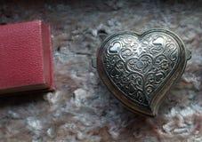Объекты сердца форменные красочные декоративные Стоковое Изображение