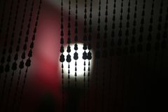 Объект выставочного образца смертной казни через повешение - фотоснимок запаса Стоковое Изображение