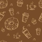 Объект кофе картины Стоковые Изображения RF