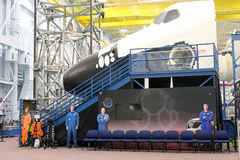Объект модель-макета корабля Стоковые Фото