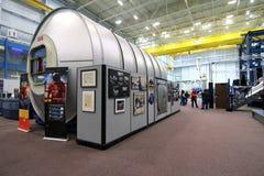 Объект модель-макета корабля Стоковые Фотографии RF