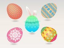 Объект пасхального яйца Стоковое Фото