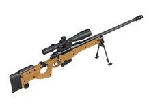 Объем снайпера винтовки оптически Стоковое Фото