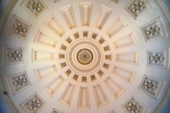 Объединенная первая приходская церковь, Quincy, Массачусетс Стоковое Фото