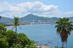 Объединенные мексиканские положения, Акапулько Стоковые Фото