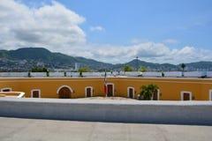 Объединенные мексиканские положения, Акапулько Стоковое Изображение