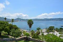 Объединенные мексиканские положения, Акапулько Стоковые Фотографии RF