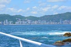 Объединенные мексиканские положения, Акапулько Стоковые Изображения RF