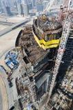 Объединенные эмираты, Дубай, 05/21/2015, Damac возвышаются Дубай Paramount, конструкцией и зданием Стоковые Изображения RF