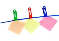 объявления цветастые Стоковая Фотография RF