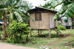Обычная жизнь филиппинцев в городе Филиппинах Cebu Стоковые Изображения