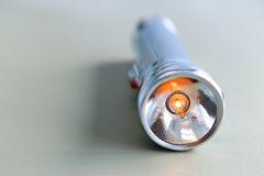 Обычный факел Стоковое Изображение