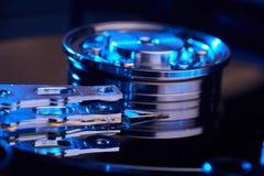 Обычный дисковод жесткого диска компьютера Стоковые Изображения