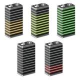 Обязанность батареи Стоковая Фотография RF
