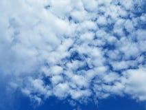 Облака зефира Стоковое Изображение RF