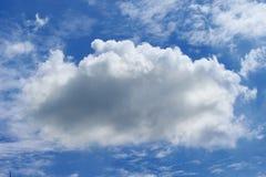 Облака и небо в Таиланде Стоковое Изображение RF