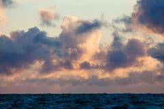 Облака кумулюса стоковая фотография rf