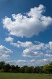 Облака кумулюса 3 Стоковые Фотографии RF