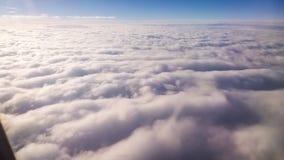 Облака к морю Стоковое Изображение RF