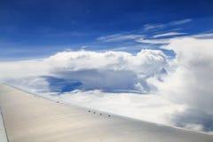 Облака к морю Стоковая Фотография RF