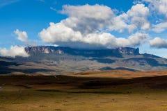 облака над tepui Стоковые Изображения