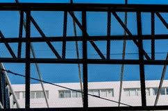 Облака неба и предпосылка конструкции экрана стоковое изображение