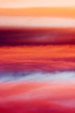 Облака цвета Стоковое Фото