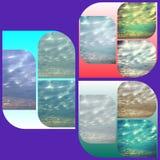 Облака цирруса Galore Стоковое фото RF