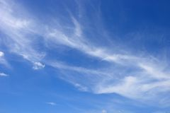 Облака дыма Стоковое Изображение RF