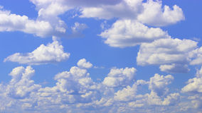 2 облака Стоковые Фотографии RF