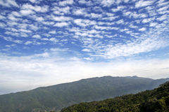 Облака Стоковые Изображения RF