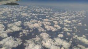 Облака Стоковое Изображение RF