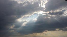 Облака Стоковое Фото