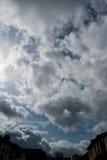 Облака 5 Стоковая Фотография RF