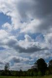 Облака 4 Стоковая Фотография RF