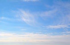 Облака 2016-12-13 001 Стоковое Изображение
