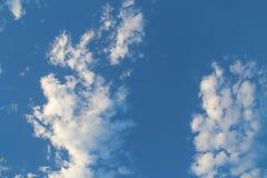 Облака Стоковая Фотография RF