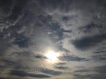 Облака 009 Стоковое Изображение RF