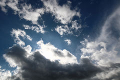 Облака Стоковые Изображения