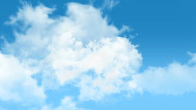 Облака акции видеоматериалы