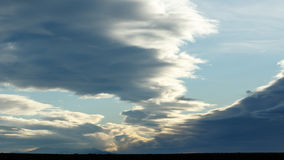 Облака Addo Стоковое Изображение