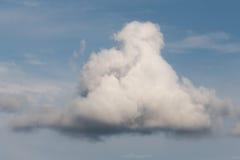 Облака, j n & x27; & x27; Ding& x27; & x27; Охраняемая природная территория милочки национальная, Sanibel стоковое изображение
