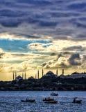 Облако Ä°stanbul Стоковое фото RF