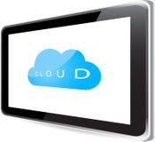 облако 2010 вычисляя smau Майкрософта Стоковое фото RF